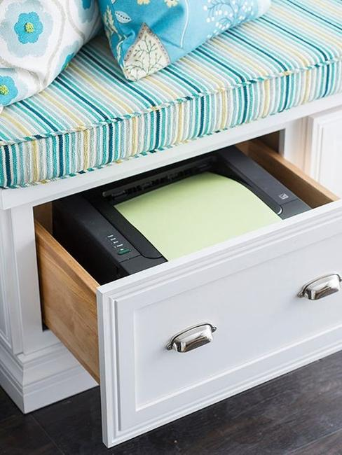 Bedroom Storage Boxes Organization Ideas