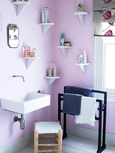 15 Small Wall Shelves To Make Bathroom Design Functional