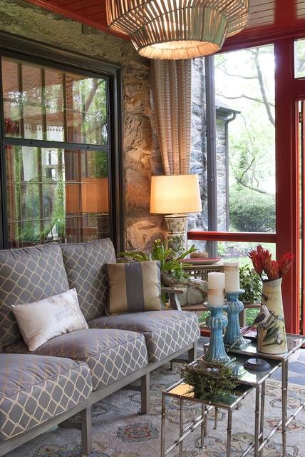 Sunroom Decorating Ideas Plants