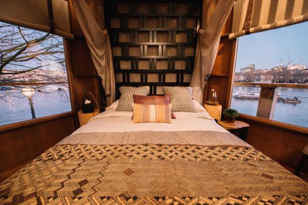 Modern Bedroom Design, African Interior Decorating Ideas
