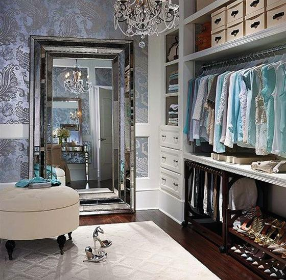 22 Spectacular Dressing Room Design Ideas and Tips for ...