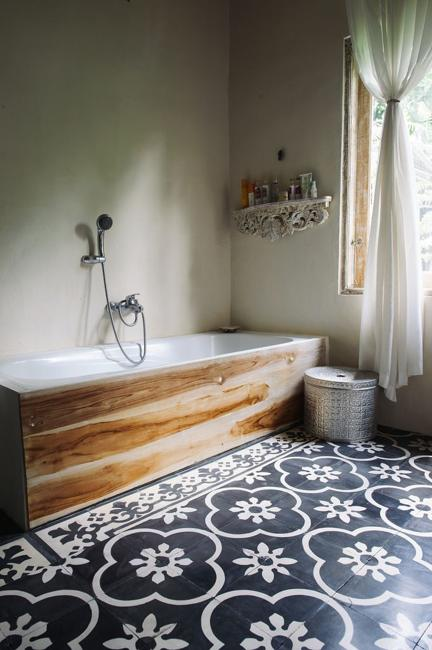 22 Wood Covering Ideas For Modern Bathroom Tubs Adding Natural