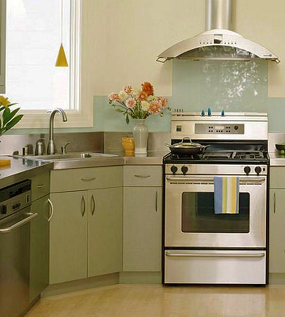 Modern Kitchens With E Saving And Ergonomic Corner Sinks