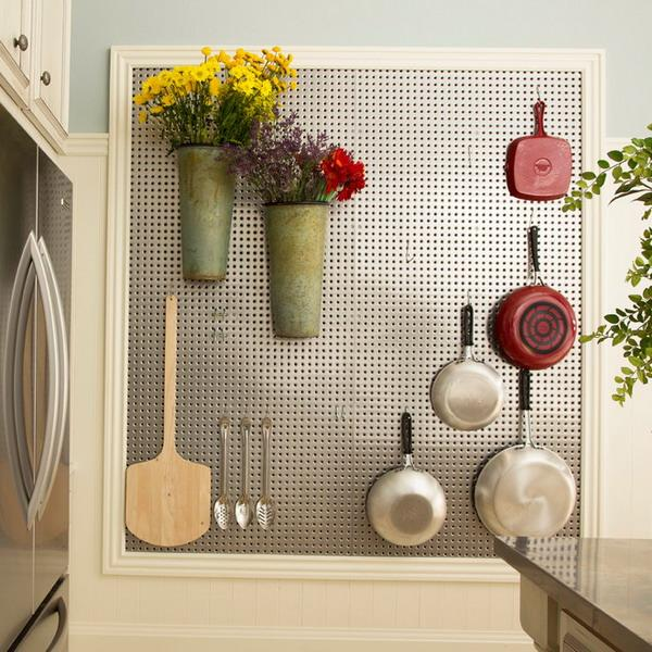 Inexpensive Kitchen Storage Ideas: 22 Space Saving Kitchen Storage Ideas To Get Organized In