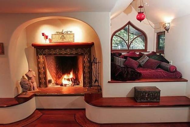 Customizing Fireplace Design And Creating Cozy Seating Areas