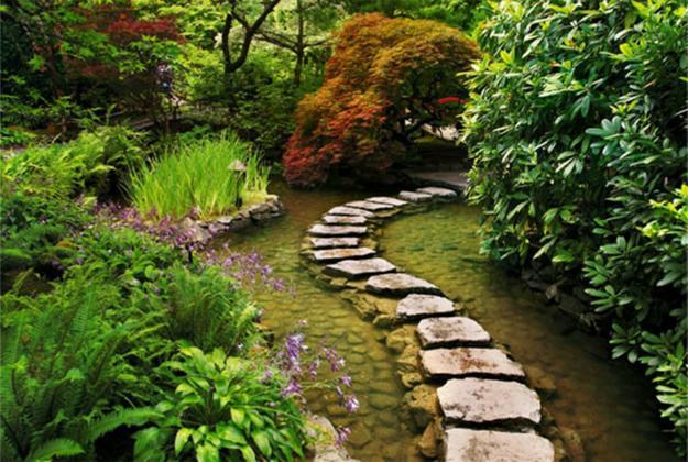 Simple Miniature Garden