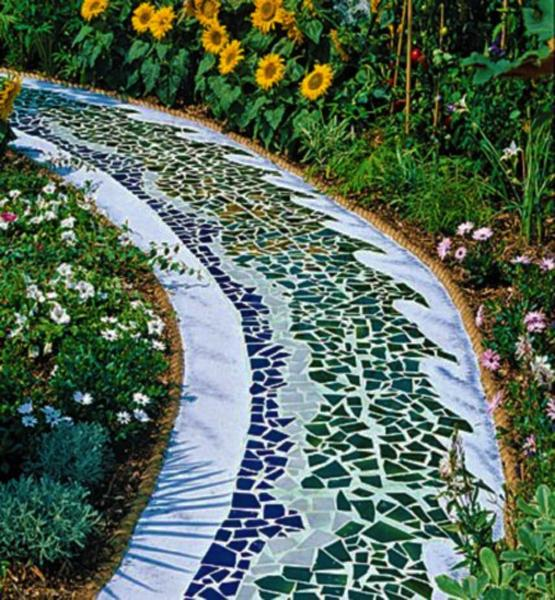 Romantic Garden Design: 25 Great Ideas For Romantic Garden Design With Beautiful