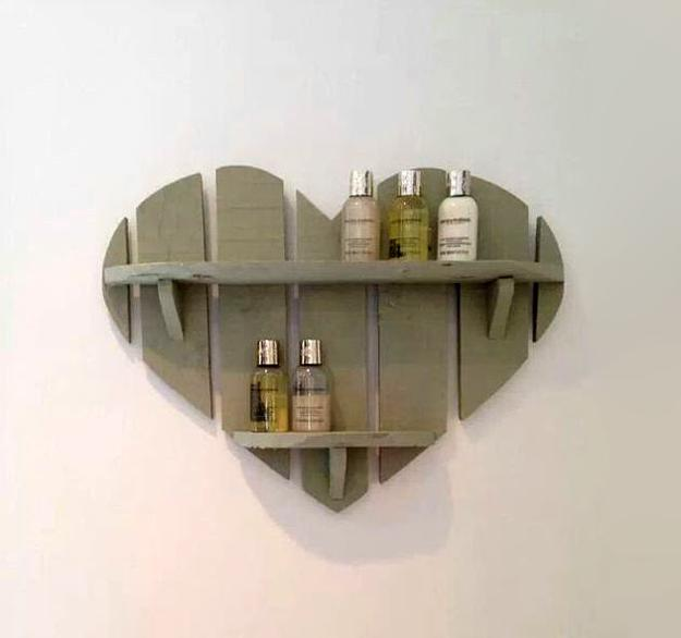 22 Warm, Heart Shaped Decor Accessories And Home Accents