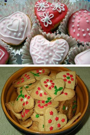 22 Heart Shaped Cookies Creative And Edible Decorations