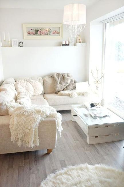 Modern Ideas To Create Peaceful And Comfortable Living