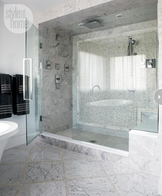 Elegant Bathroom Space Savers Over Toilet Storage Shelf: 12 Modern Bathroom Design Trends For Elegant And Unique Spaces
