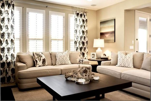 Modern Ideas to Create Peaceful and Comfortable Living Room ...