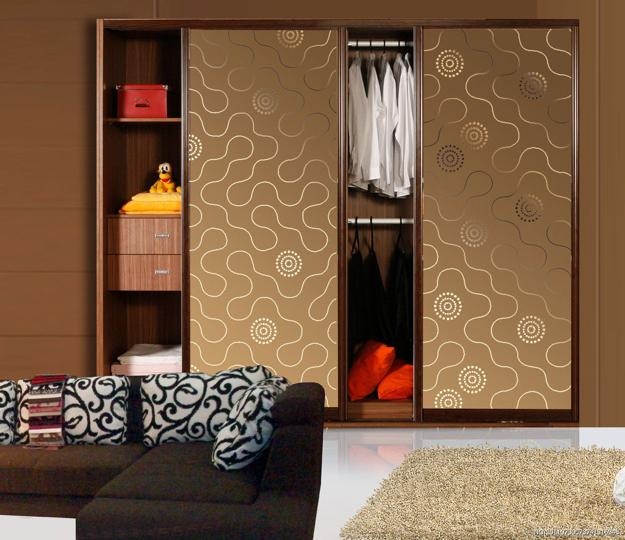 Sliding Closet Doors to Hide Storage Spaces and Create Clear, Modern ...