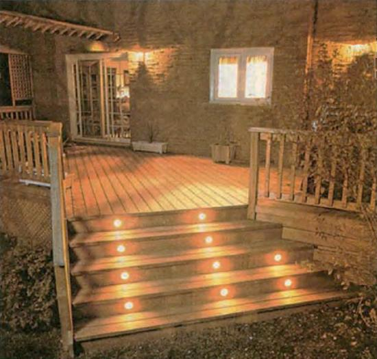 Outdoor lights for safe yard landscaping beautiful outdoor stairs aloadofball Gallery