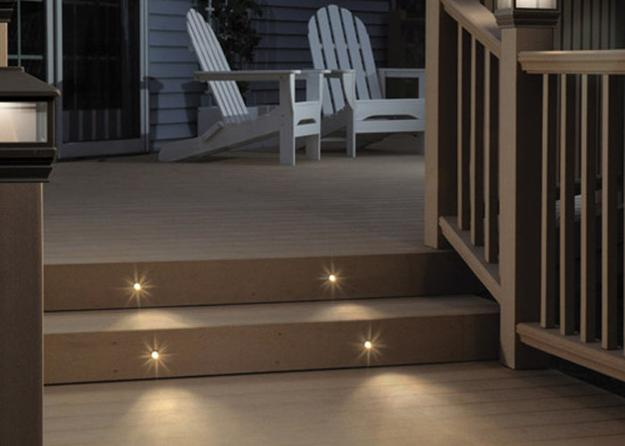 Outdoor Lights For Safe Yard Landscaping Beautiful
