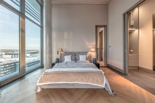 Spectacular Penthouse Interior Design And Decor Enriched