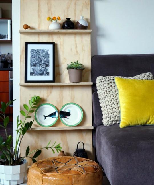 25 DIY Ideas Turning Plywood Into Modern Furniture And