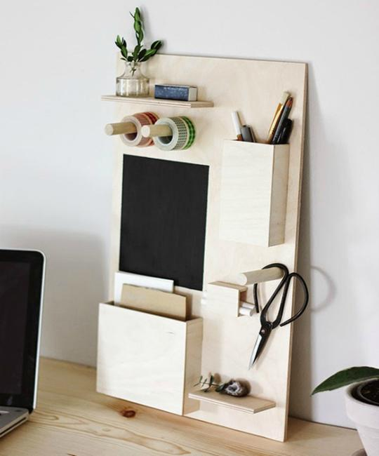 Diy Home Decor Ideas That Anyone Can Do: 25 DIY Ideas Turning Plywood Into Modern Furniture And