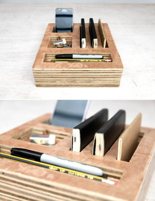 25 DIY Ideas Turning Plywood into Modern Furniture and ...