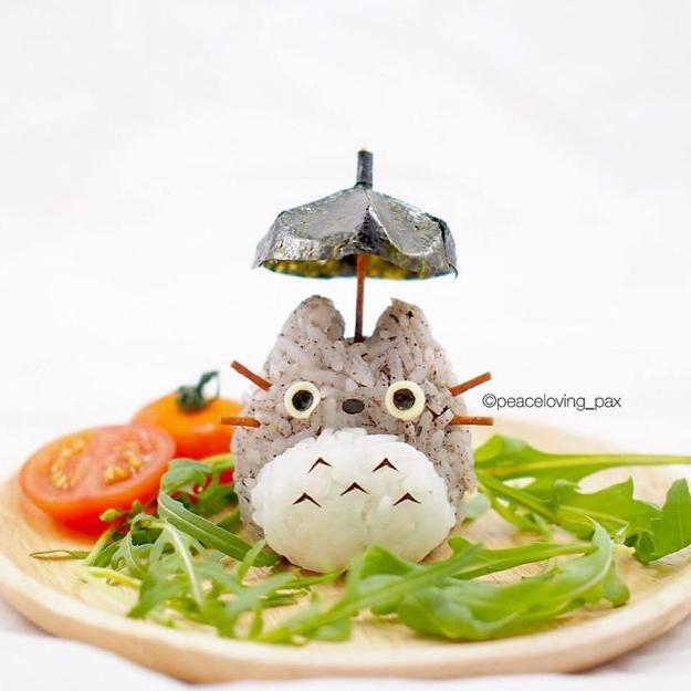 Food Design Ideas: Cute Foodies, Fun Food Design Ideas Turning Rice Balls