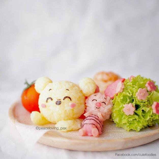 Cute Foodies Fun Food Design Ideas Turning Rice Balls
