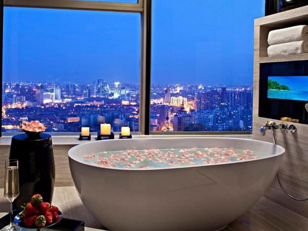 bathroom and tubs decorating ideas for valentines day