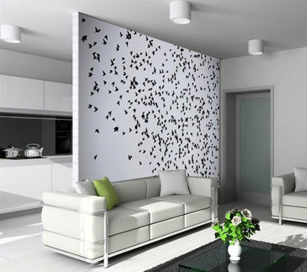 Smart and Modern Interior Design with Room Dividers Creating ...