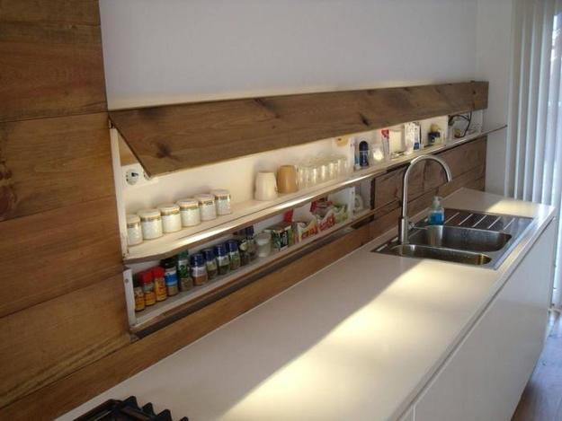 48 Space Saving Kitchen Storage Ideas To Get Organized In Small Kitchens Inspiration Kitchen Storage Ideas For Small Spaces