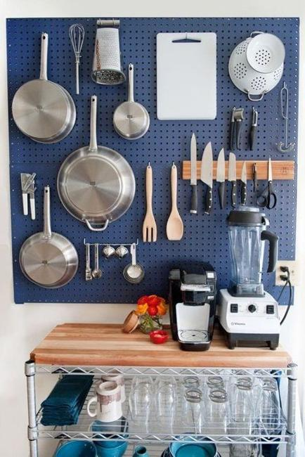 22 Space Saving Kitchen Storage Ideas to Get Organized in ...