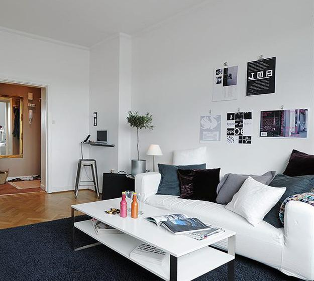 Decorating Small Spaces: 6 Home Staging Tips For Decorating Small Apartments To