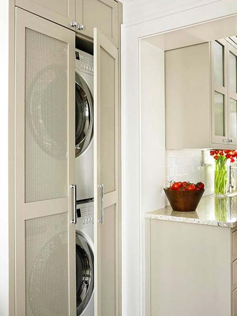 Laundry Room Ideas Small Diy Hanging Clothes