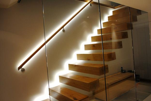 25 Best Ideas About Modern Staircase On Pinterest: 22 Creative And Modern Lighting Ideas For Staircase Design