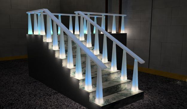 Lighting Basement Washroom Stairs: 22 Creative And Modern Lighting Ideas For Staircase Design