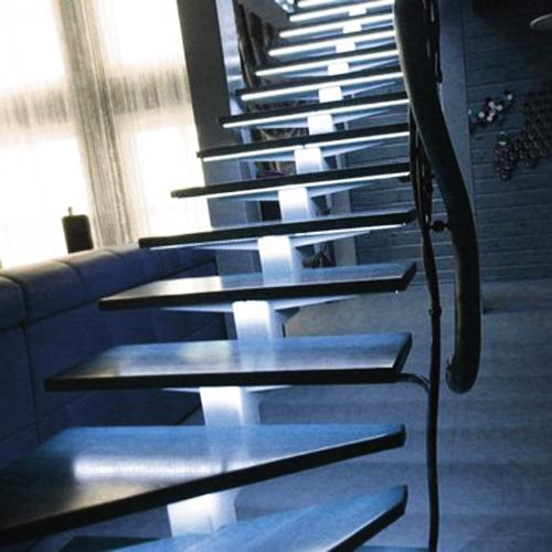 Lighting In Interior Design Creative: 22 Creative And Modern Lighting Ideas For Staircase Design
