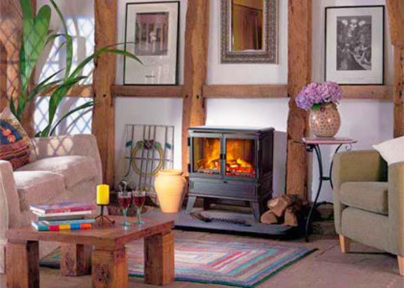 Wood Stoves And Inserts Offering Efficient Heating Creating Cozy Seating Areas