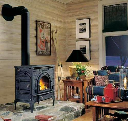 Wood Stoves And Inserts Offering Efficient Heating And Creating Cozy