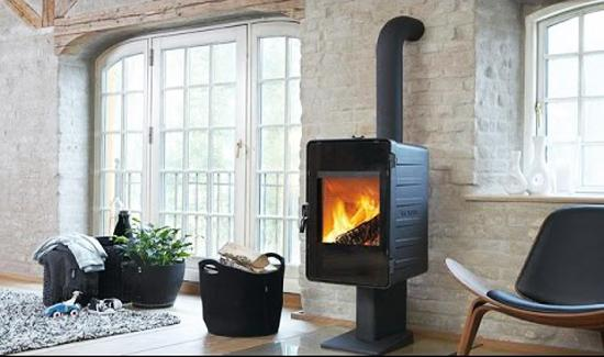 Wood Stoves And Inserts Offering Efficient Heating And Creating Cozy Seating Areas