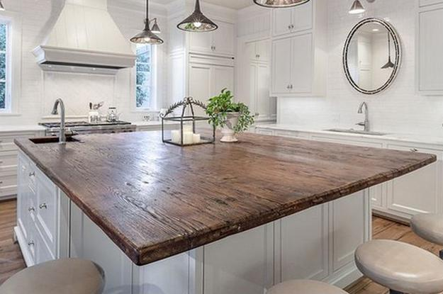 Unique Kitchen Island Table