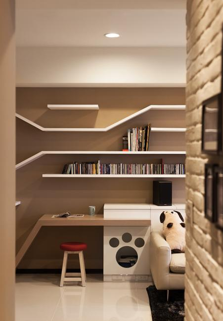 Wall Shelves Pet Furniture Design Idea To Please Cats