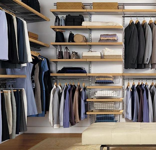 how to reuse and recycle clothes and design clutter free closets