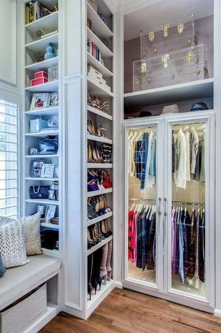 home organizing tips and storage ideas