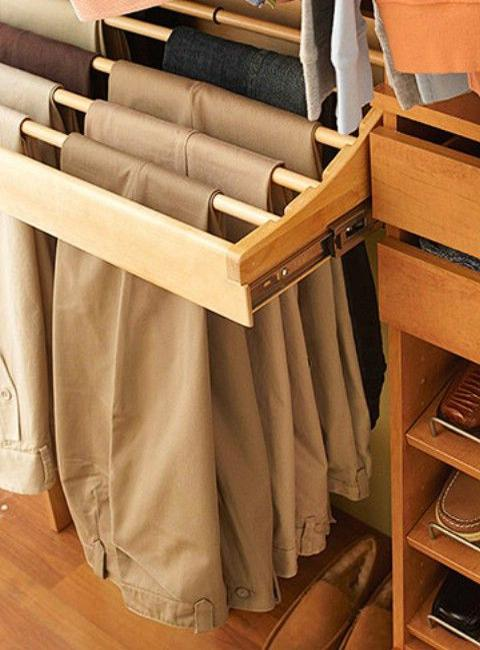 30 Smart Storage Ideas To Improve