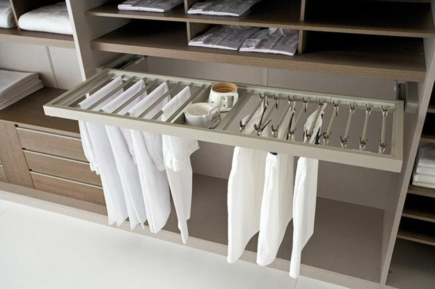 Contemporary Design Ideas Sliding Storage Racks