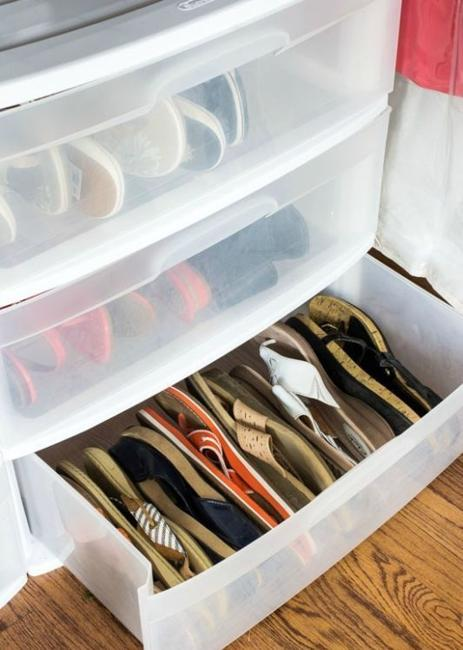 30 Smart Storage Ideas To Improve Closet Organization And