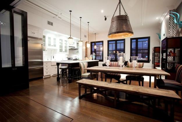 Modern Lighting Ideas For Stylish Loft Living Spaces