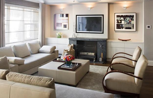 Tv And Furniture Placement Ideas For Functional And Modern Living Room Designs