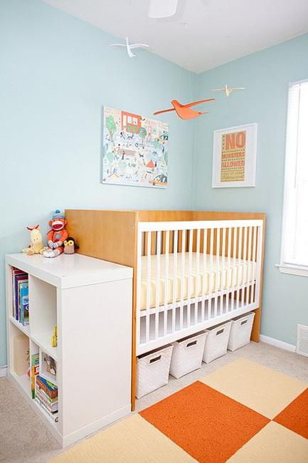 Attractive and beautiful decoration nursery ideas
