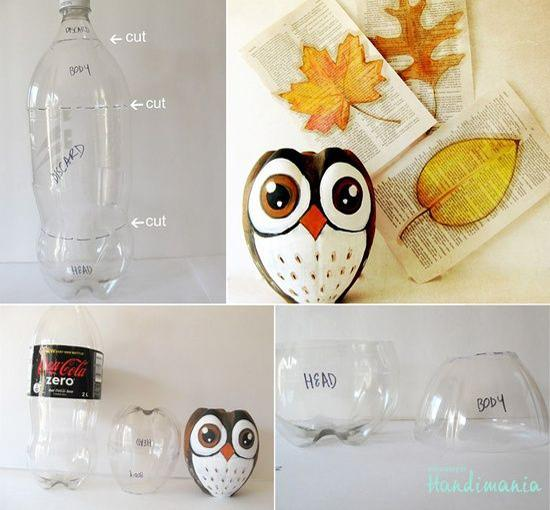 Coca Cola Gifts >> 15 Creative Ideas to Recycle Plastic Bottles for Decorative Vases