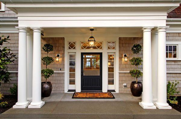 Entrance Staircase Designs To Beautify Homes And Improve Curb Appeal - Exterior-stairs-designs-creative