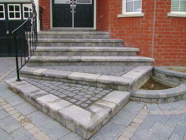 Outdoor Staircase Design, Modern Ideas and Materials